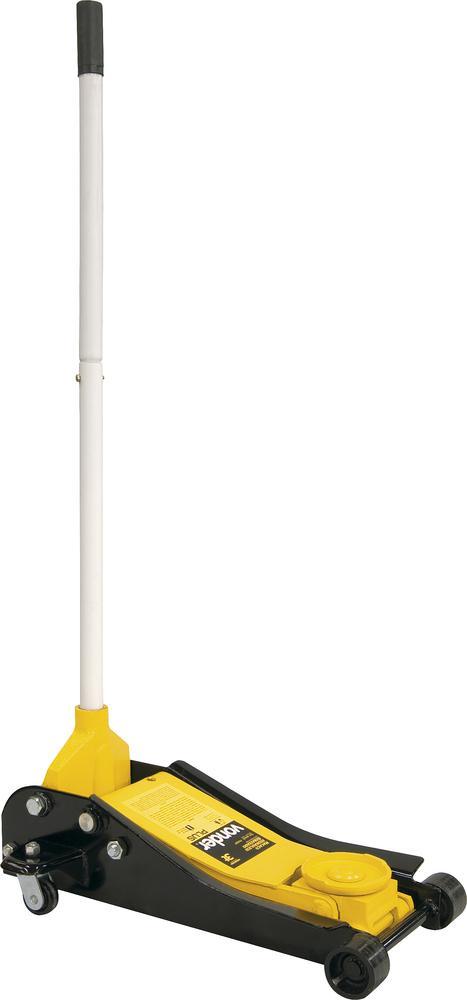 Macaco Hidráulico Tipo Jacaré Portátil Rebaixado 3T - Vonder
