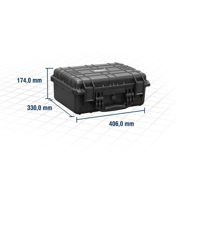 Maleta anti-impacto MAI 415 VONDER