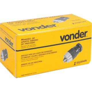 Mandril de aperto rápido de precisão B16 Vonder