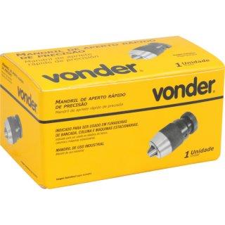 Mandril de aperto rápido de precisão B18 Vonder