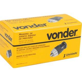 Mandril de aperto rápido de precisão 5 mm-20 mm B22 Vonder