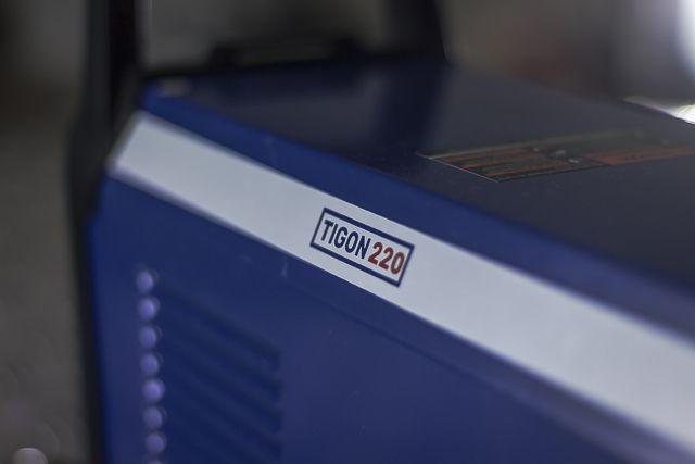 Maquina de Solda 220A Tigon220 220V Boxer