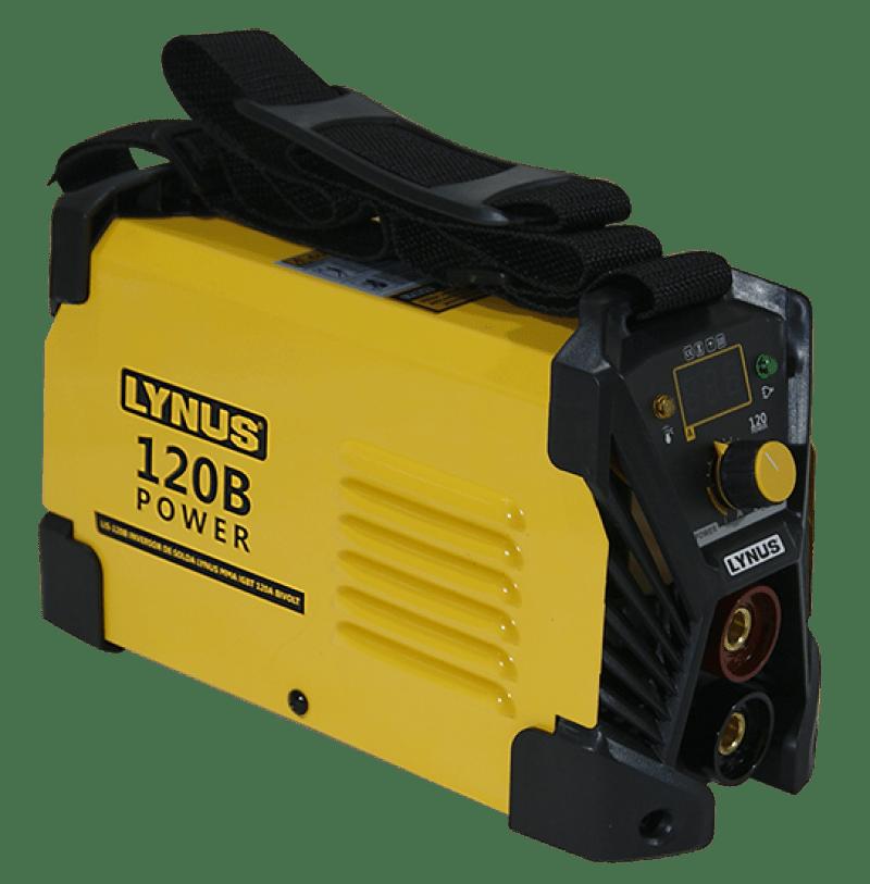 Máquina De Solda Inversora LIS-120B POWER - BIVOLT