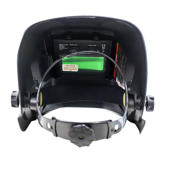 Máscara de Solda Automática CR2032 - V8 Brasil