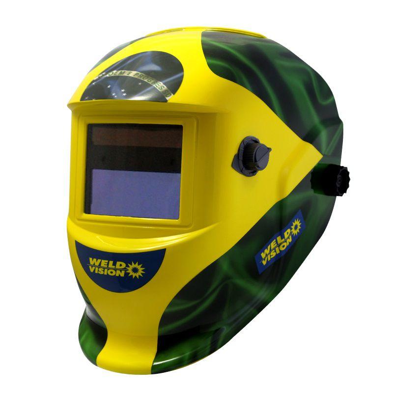 Máscara de Solda Automática Patriota Weld Vision