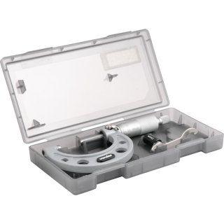Micrômetro externo 25 mm - 50 mm graduação 0,01 mm MC 050 VONDER