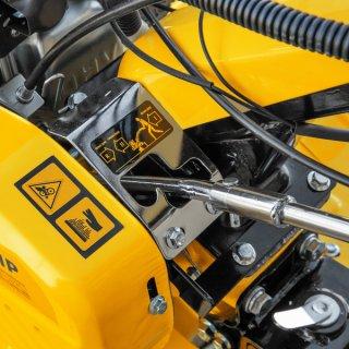 Microtrator a Gasolina, 7 hp, MTV 700 Vonder