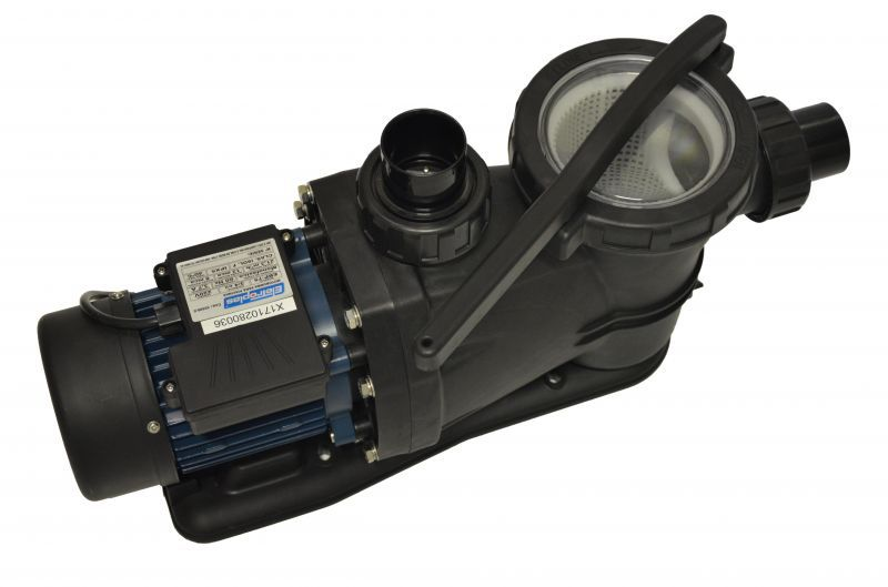 Motobomba Para Piscina Pré Filtro EBP-100 1CV 220v Eletroplas