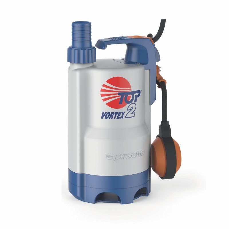 Motobomba Submersível para Água Limpa TOP2 220V Pedrollo