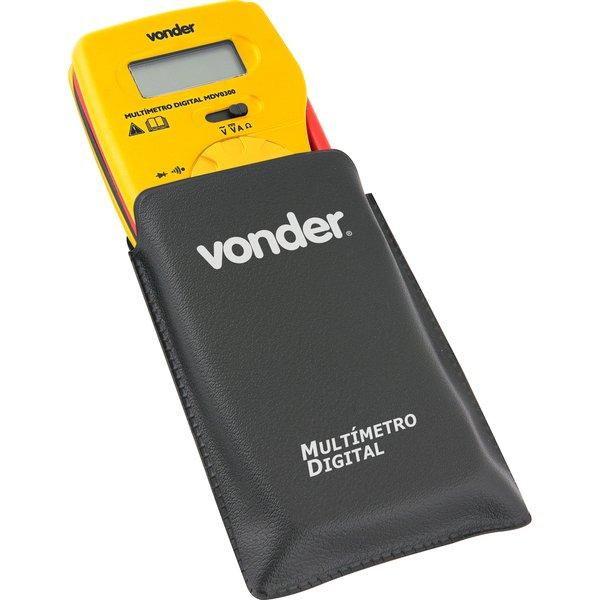 Multímetro digital MDV 0300 VONDER
