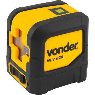 Nível a laser 20 m NLV 020 VONDER