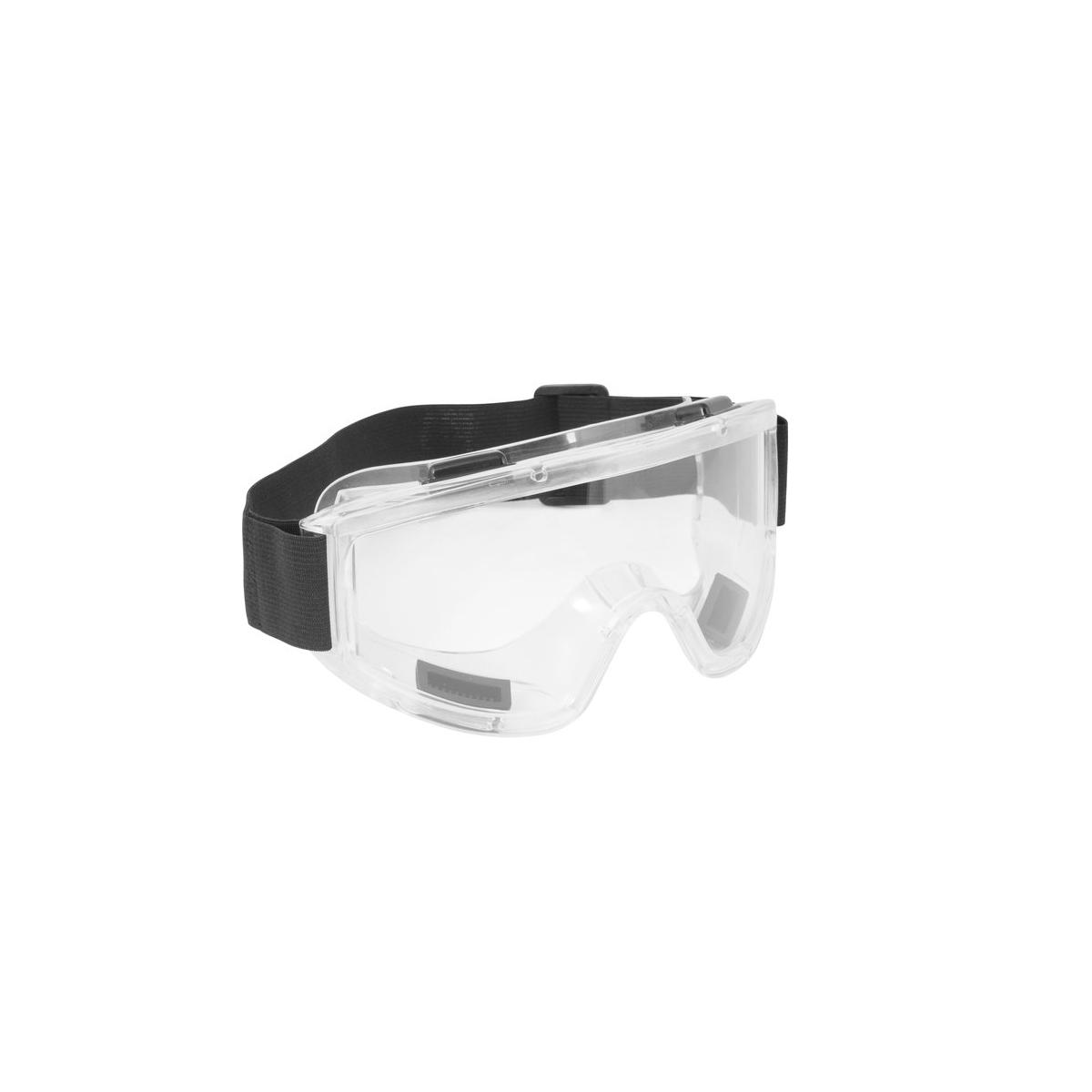 Óculos de segurança ampla visão Splash incolor VONDER