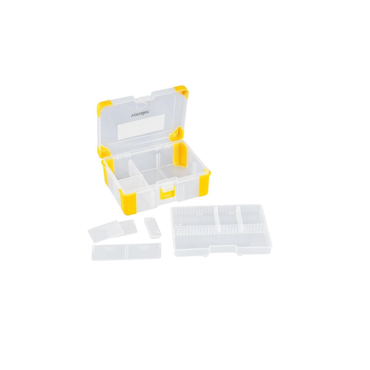 Organizador plástico OPV 080 VONDER