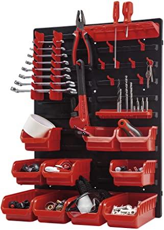 Painel porta ferramentas 26 Peças WORKER