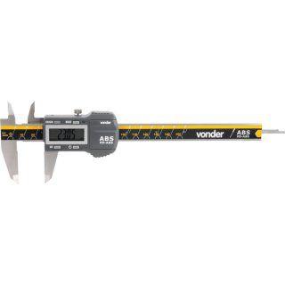 Paquímetro digital 150 mm função ABS PD-ABS VONDER