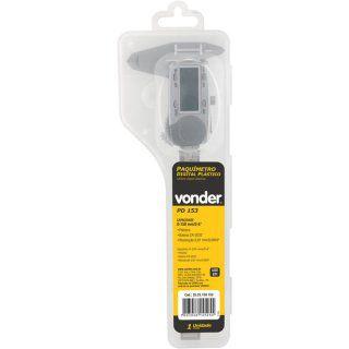 Paquímetro digital plástico 150 mm PD 153 VONDER