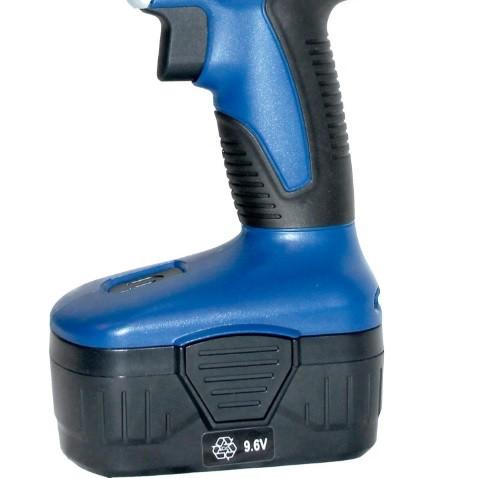 Parafusadeira a Bateria 9,6v Mandril 10mm - Hammer
