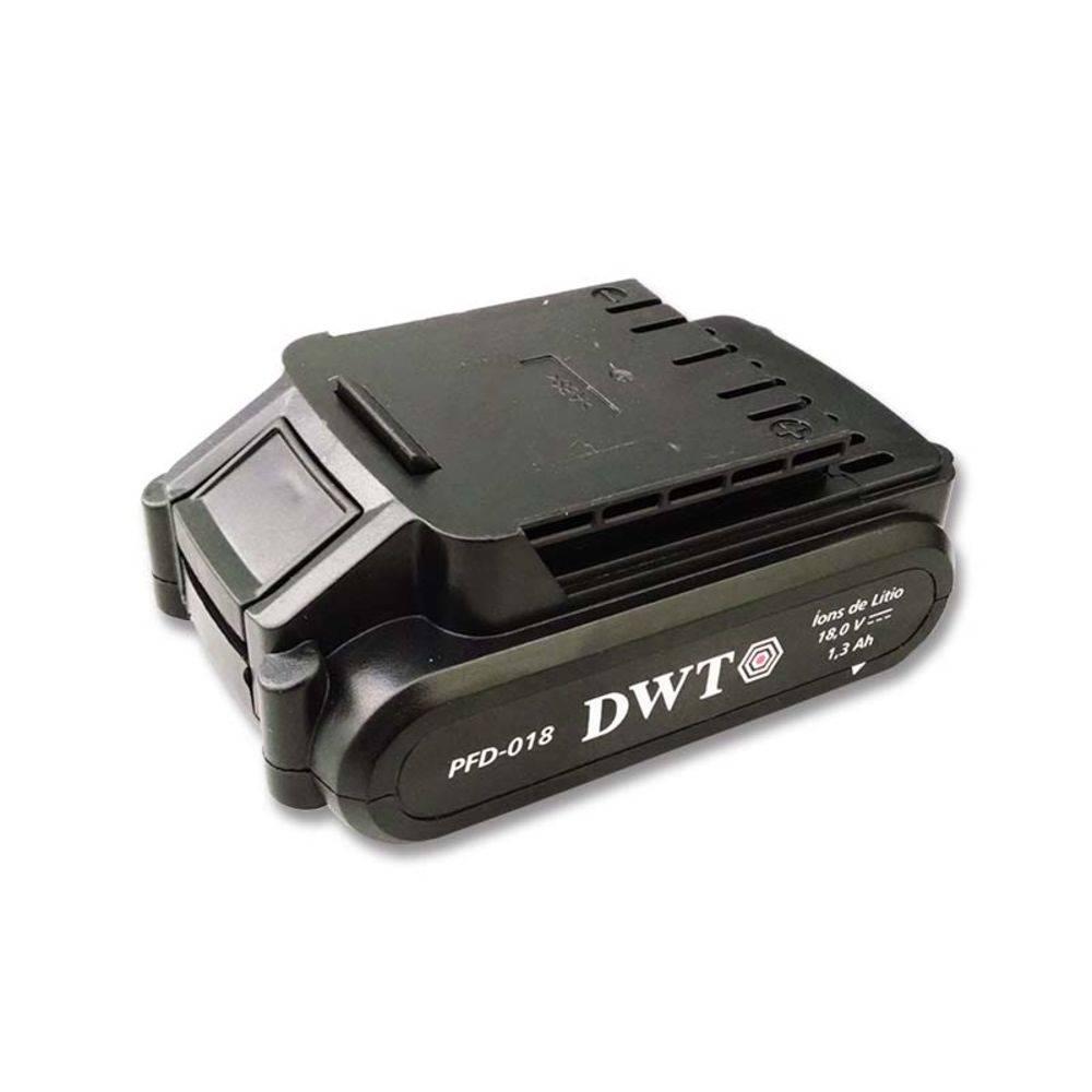 Parafusadeira Furadeira 2 Baterias PFD 018 DWT