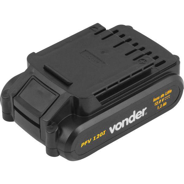 Parafusadeira Furadeira com Impacto 12v PFV 120i - Vonder