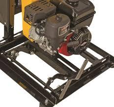 Picador de Palmas a Gasolina 4HP Com base  JK-500G Trapp
