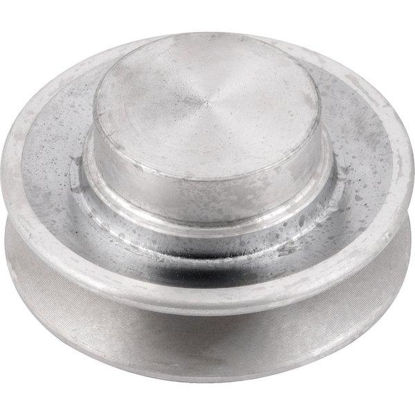 Polia de Alumínio 1 Canal A-70mm VONDER