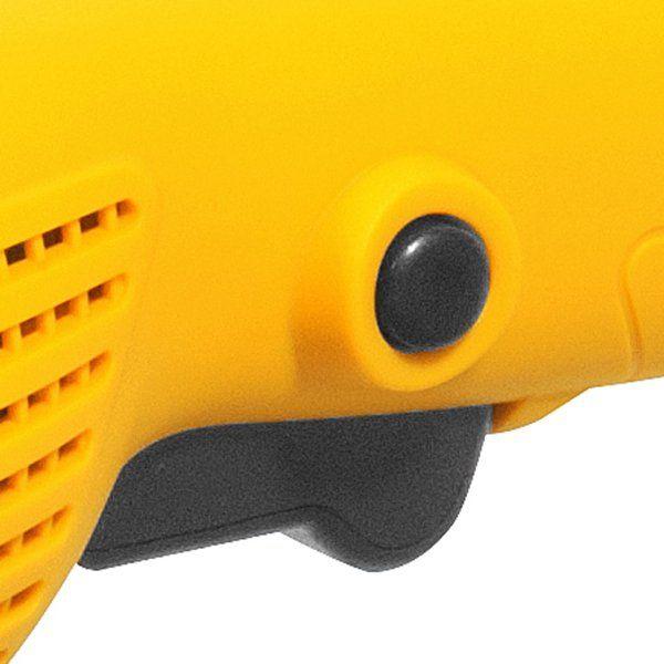 "Politriz Angular 7"" 1400w 180mm Vonder Maleta De Transporte"