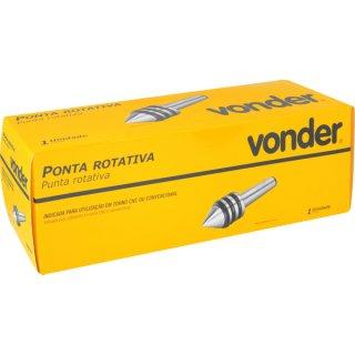 Ponta rotativa CM5 500 kgf Vonder