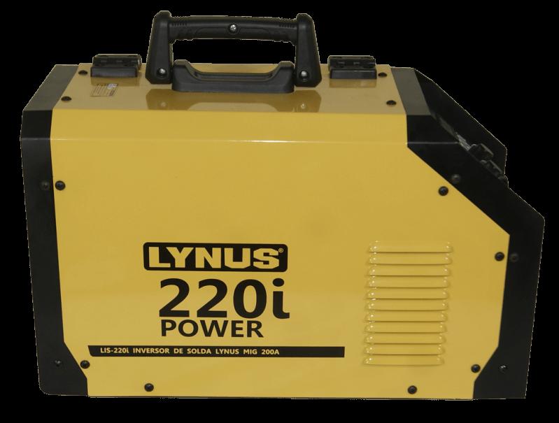 POWER - INVERSOR DE SOLDA 220V LIS-220I Lynus