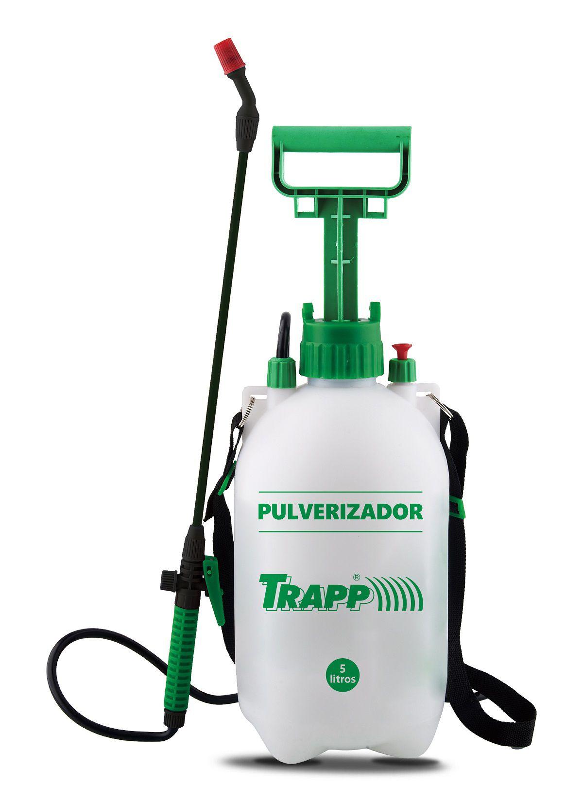 Pulverizador 5 litros SX CS5 Trapp