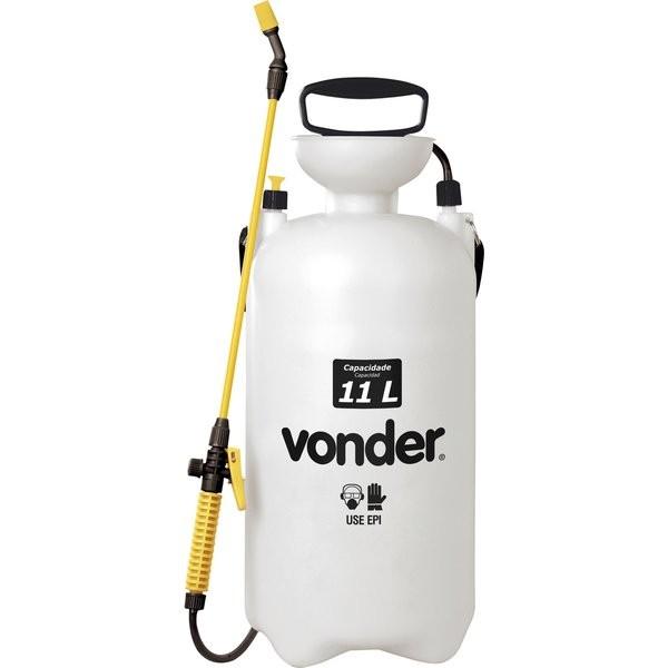 Pulverizador lateral 11 litros com compressão prévia PL011 VONDER
