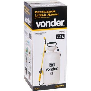 Pulverizador Lateral 11L com compressão prévia Vonder