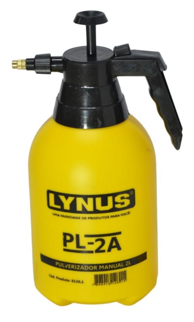 PULVERIZADOR MANUAL 2 LITROS PL-2A Lynus