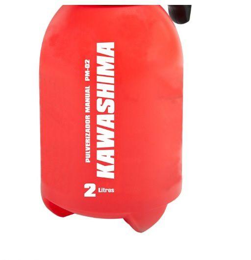 Pulverizador Manual 2 Litros PM 02 Kawashima