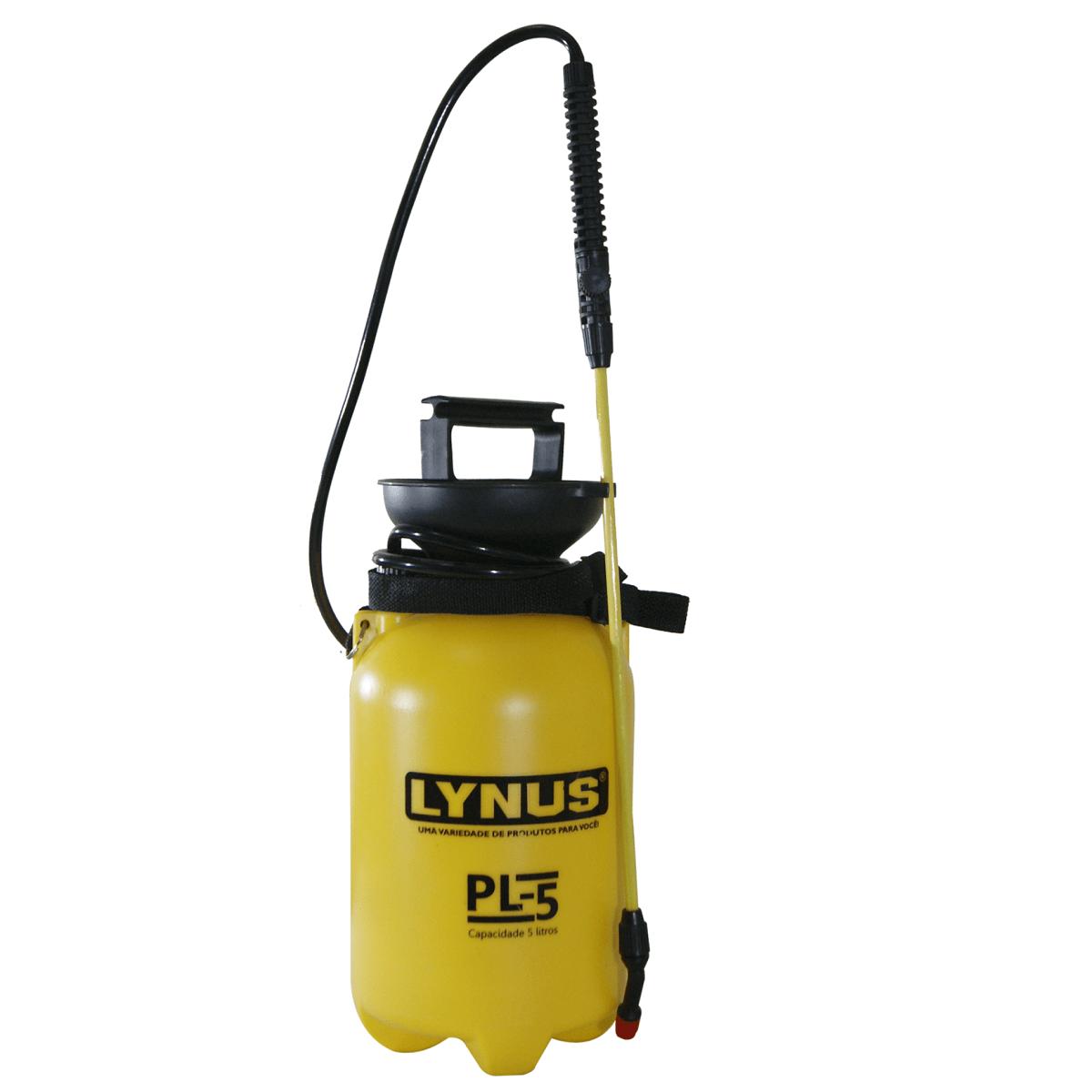 Pulverizador Manual 5L PL-5 Lynus