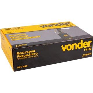 Rebitador pneumático RPV 480 Vonder Plus
