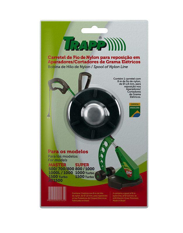 Refil Cortador de Grama Linha Master/Super/Turbo UN Trapp