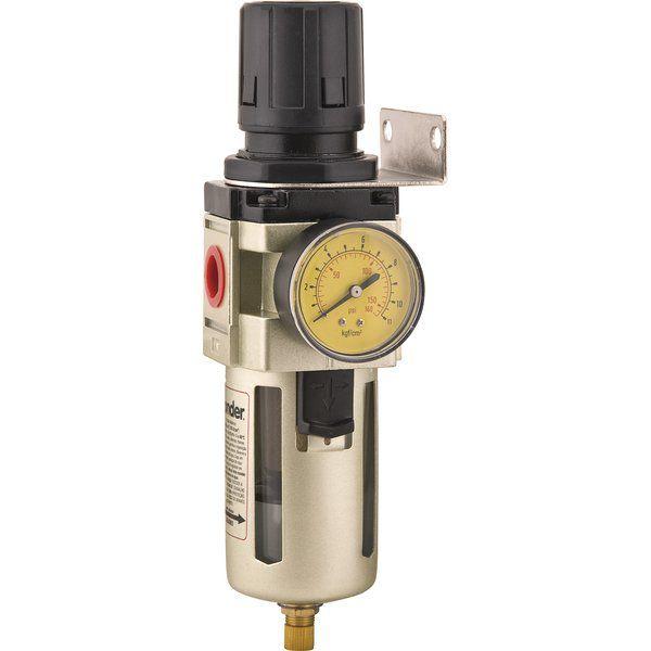 Regulador de Pressão 1/2 RP 120 - Vonder