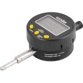 Relógio comparador digital 0,001 mm RD 100 VONDER