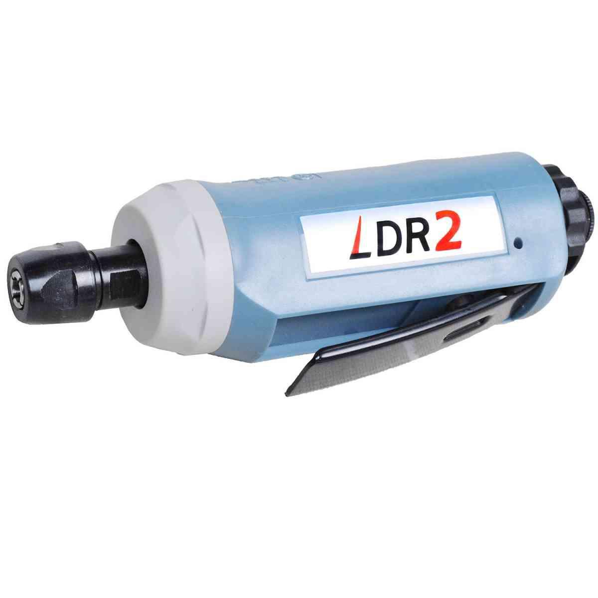 "RETIFICA PNEUMATICA 1/4"" 0,3HP 22.000RPM PROFISSIONAl DR3-4875 LDR2"