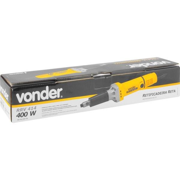 Retificadeira Reta 400w RRV 414 - Vonder