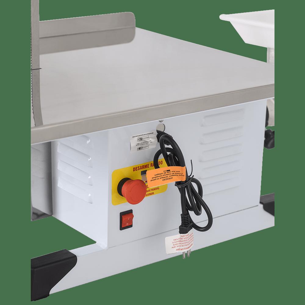 Serra Fita Para Carne Sem Moedor - HB 800 Bivolt - Hidro