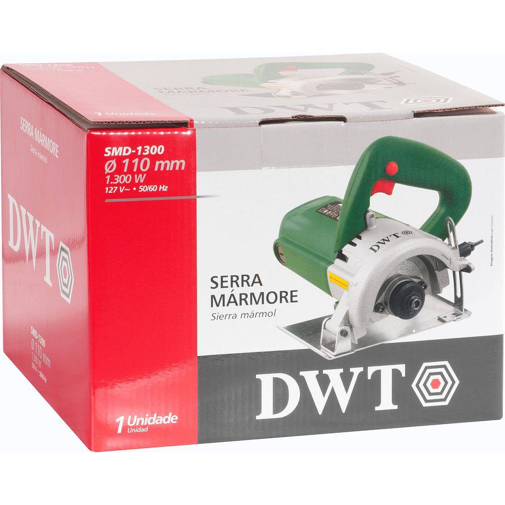 """Serra Mármore 1300W 4.3/8"""" SMD1300S 220V DWT"""