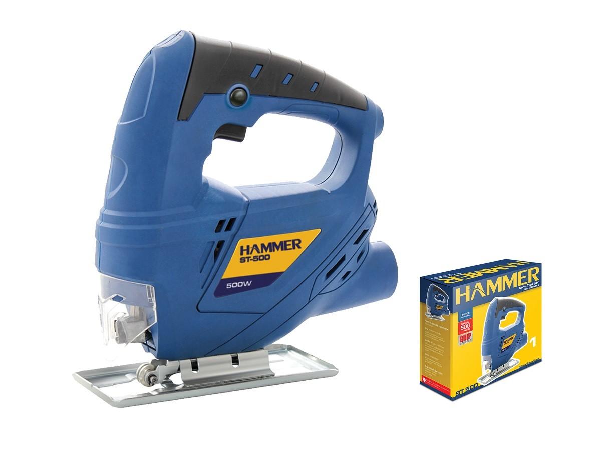 Serra Tico Tico 500w - Hammer
