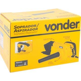 Soprador e Aspirador SAV 680 220V VONDER