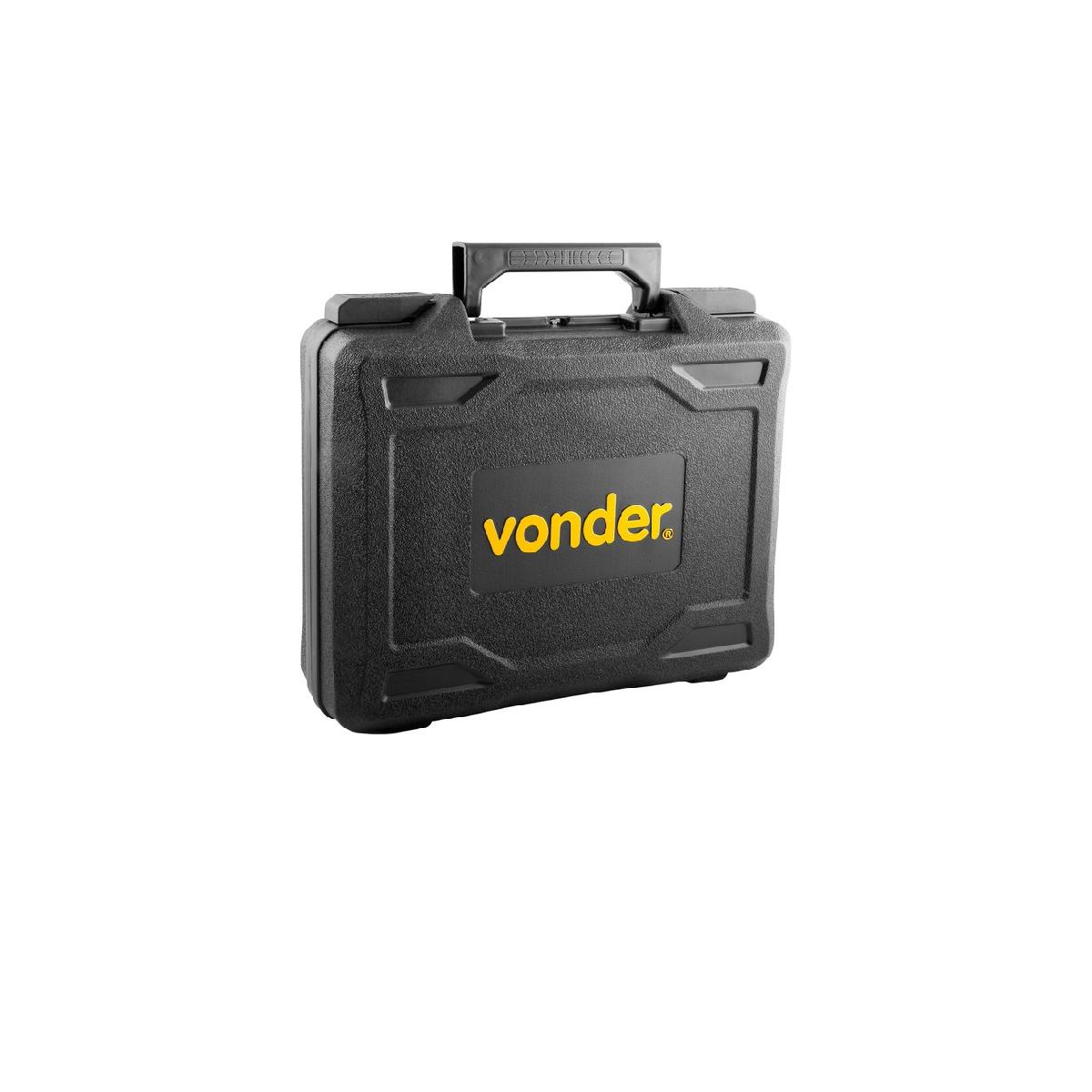 Soprador térmico digital STV1800 220V VONDER