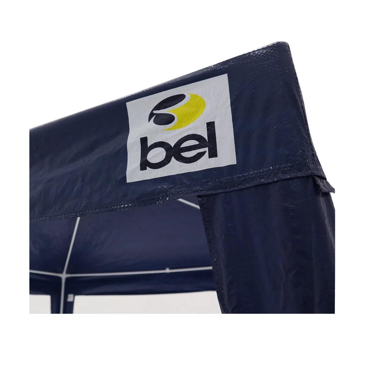 Tenda Gazebo 2x2m Azul BelFix