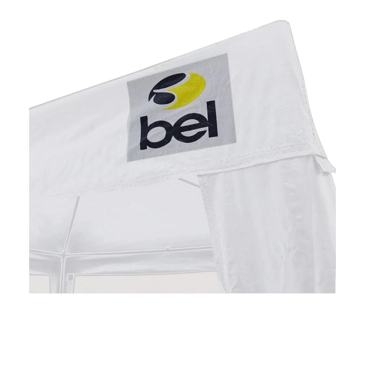 Tenda Gazebo 2x2m Branco BelFix