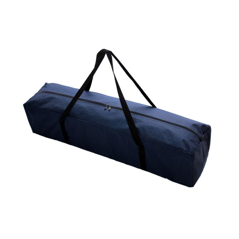 Tenda Gazebo Alumínio Dobrável Azul 3x3m BelFix