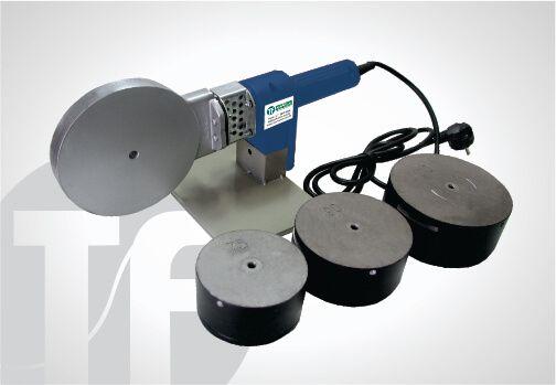 Termofusora 1100w com Bocais de 75/110mm 220V TopFusion