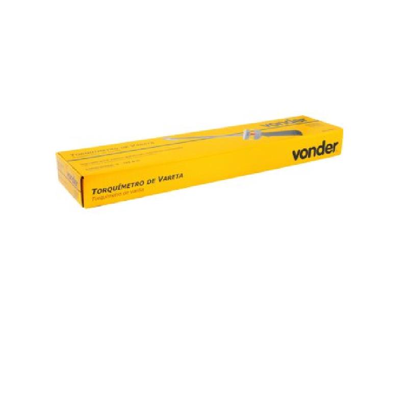 """Torquímetro de vareta encaixe de 1/2"""" 0 - 196N.m VONDER"""